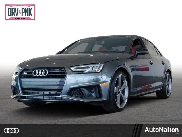 2019 Audi S4 Premium Plus 4dr Car