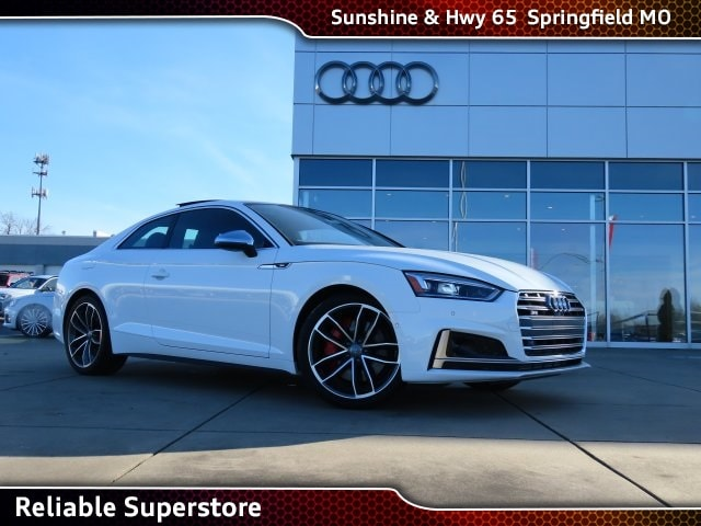 2018 Audi S5 Photos Amp Features New Luxury Coupes For