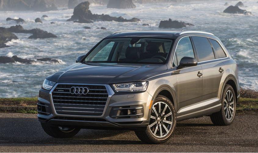 Audi Models Earn Tops Safety Awards Blog Post List Audi - Audi all models list