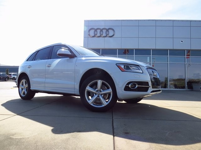 2016 Audi Q5 Springfield Mo Review Luxury Crossover Specs Prices Colors