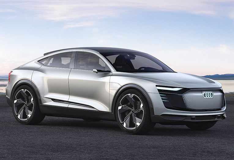 new audi e-tron concept car features and design
