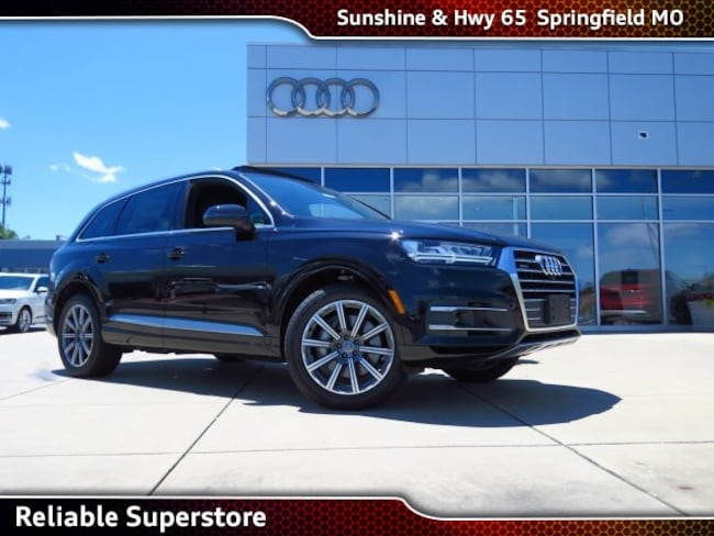 New Audi Q For Sale Springfield MO - Audi q7 2018 msrp