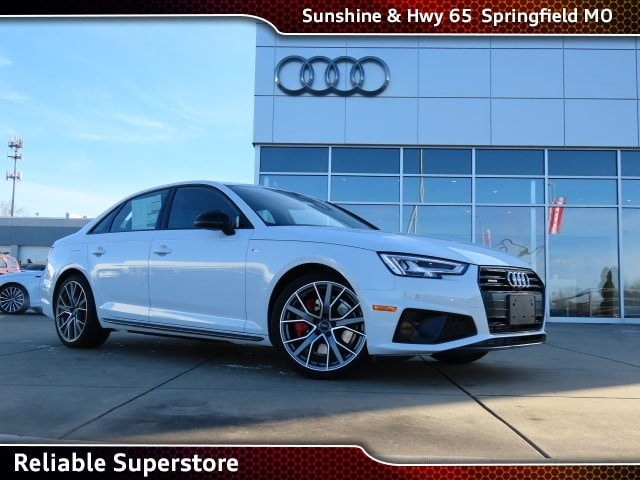 Springfield New Audi Cars Luxury New Cars