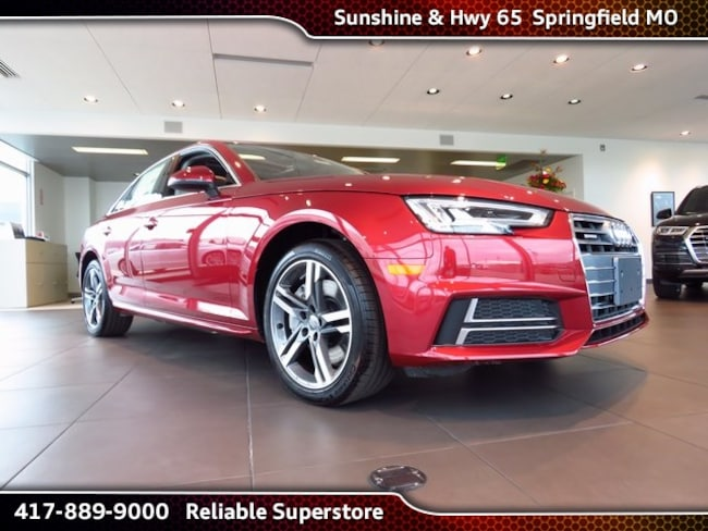 New Audi A For Sale Springfield MO - 2018 audi a4 reliability