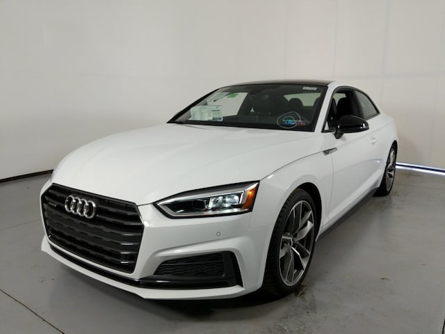 New 2019 Audi A5 2.0T Premium Plus Coupe for sale in State College, PA, at Audi State College