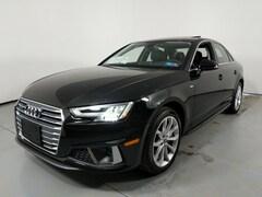 New 2019 Audi A4 2.0T Premium Plus Sedan for sale near you in State College, PA