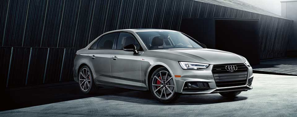 Compare The 2018 Audi A4 To The Competition
