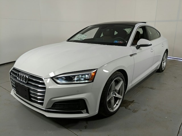 New 2019 Audi A5 2.0T Premium Plus Hatchback A1197 for sale in State College, PA, at Audi State College
