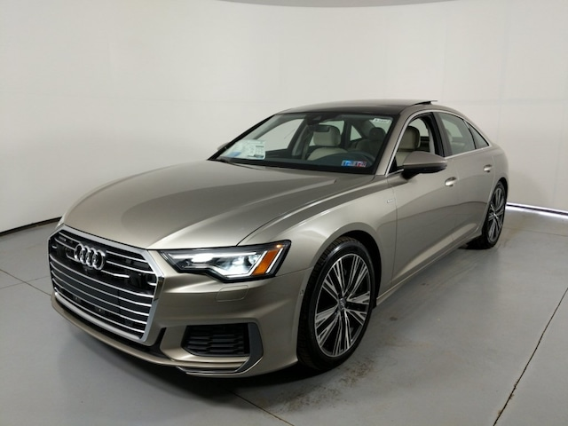New 2019 Audi A6 3.0T Premium Plus Sedan A1399 for Sale in State College, PA, at Audi State College