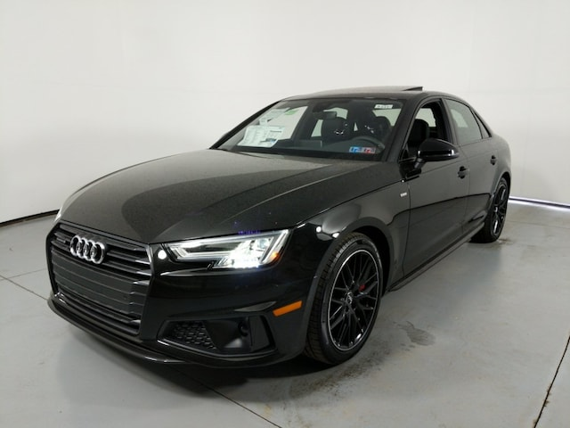 New 2019 Audi A4 2.0T Premium Plus Sedan for Sale in State College, PA, at Audi State College