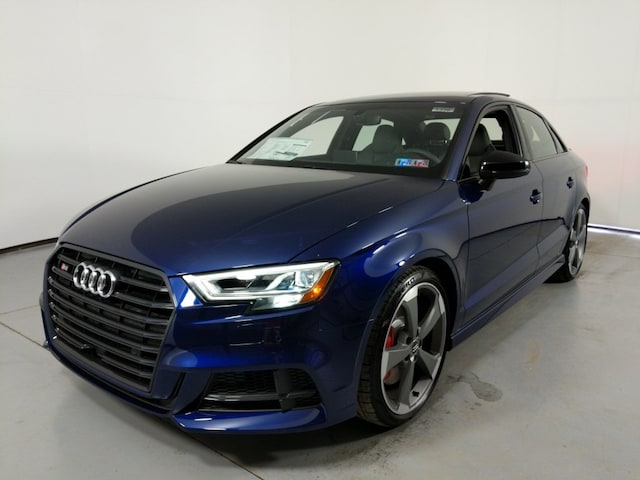 New 2019 Audi S3 2.0T Premium Plus Sedan for sale in State College, PA, at Audi State College