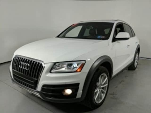 Used 2017 Audi Q5 2.0T Premium Plus SUV A1137A for Sale near DuBois, PA, at Audi State College