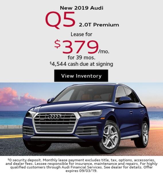 Audi Dealership Near Me >> Audi State College New Used Audi Dealership