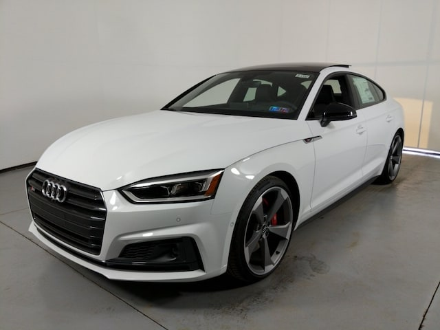 New 2019 Audi S5 3.0T Premium Hatchback for sale in State College, PA, at Audi State College