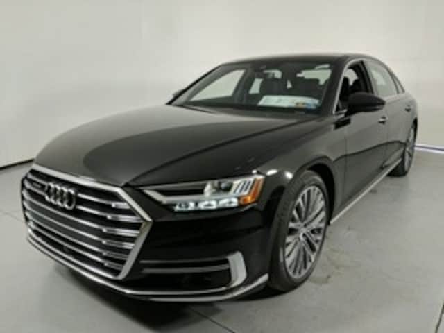 New 2019 Audi A8 L 55 Sedan for sale in State College, PA, at Audi State College