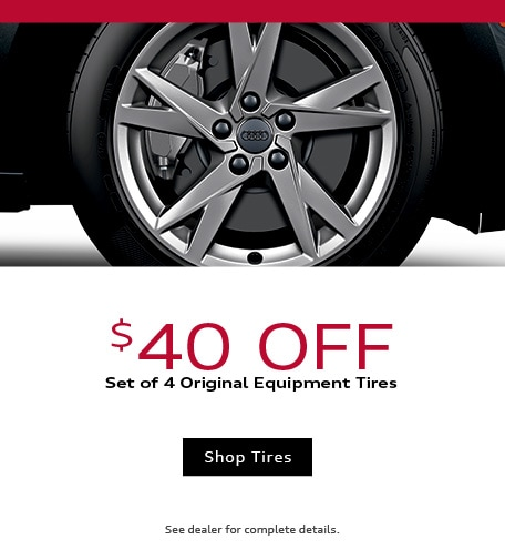 2019 - July Tires Special