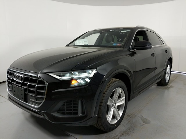 New 2019 Audi Q8 3.0T Premium SUV for sale in State College, PA, at Audi State College