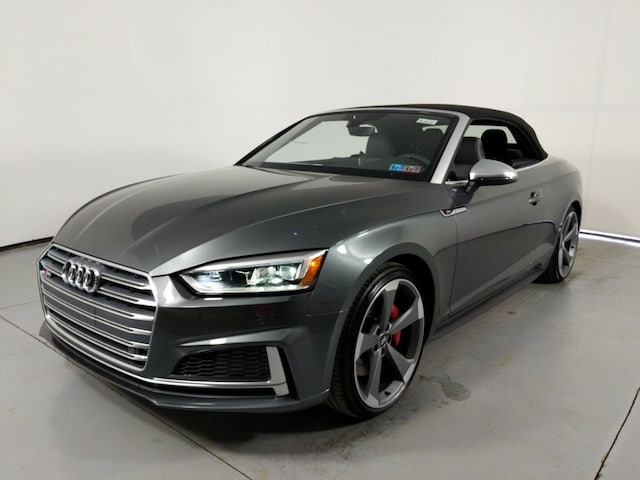 New 2019 Audi S5 3.0T Premium Plus Convertible for sale in State College, PA, at Audi State College