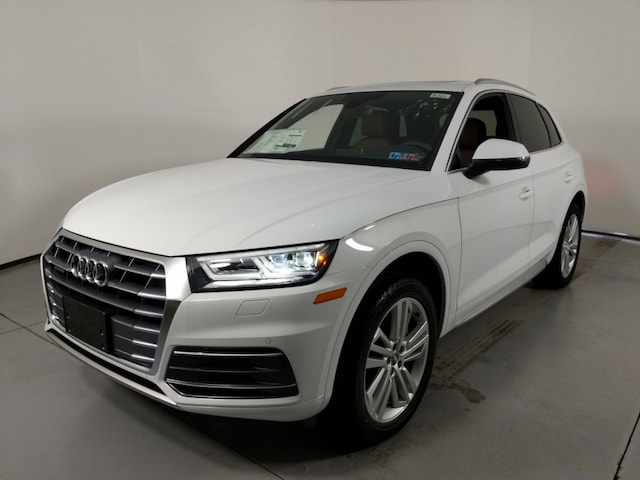 New 2019 Audi Q5 2.0T Premium Plus SUV for sale in State College, PA, at Audi State College