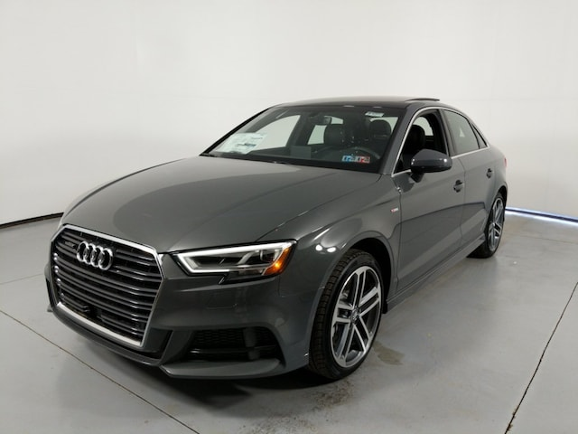 New 2019 Audi A3 2.0T Premium Plus Sedan for sale in State College, PA, at Audi State College