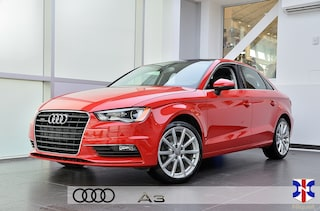 2015 Audi A3 2.0 TFSI QUATTRO KOMFORT+STYLING PACK+MAGS18 Berline