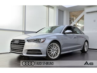 2017 Audi A6 PROGRESSIV + DEMO + S-LINE Berline