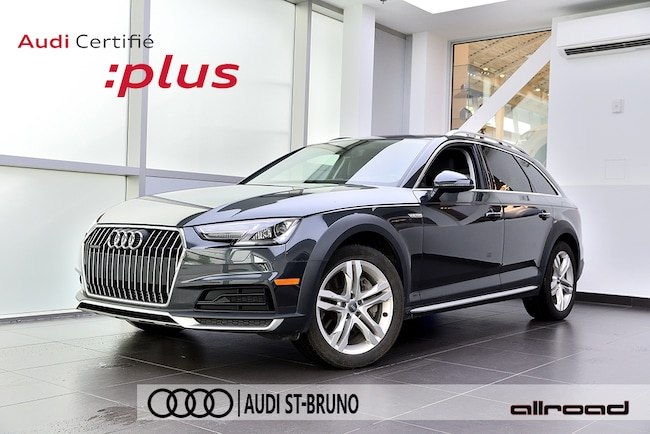 2018 Audi A4 allroad KOMFORT + TOIT PANO + CARPLAY Wagon