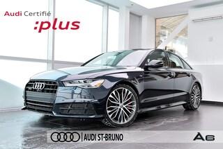 2017 Audi A6 3.0 TECHNIK + COMPETITION + S-LINE Berline
