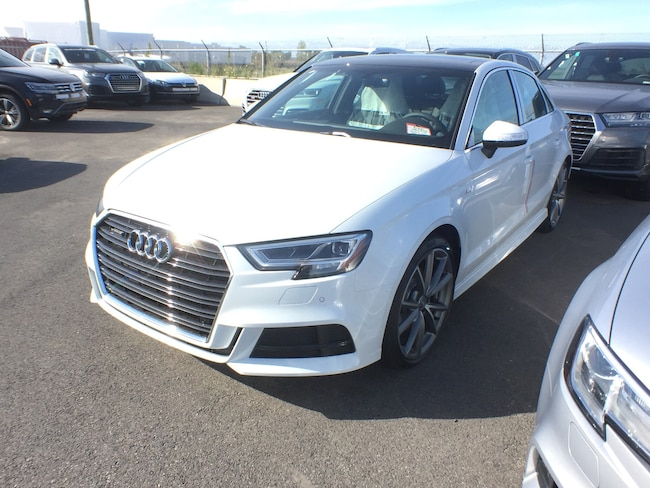 2018 Audi A3 Berline 2.0T Technik Quattro 6sp S Tronic Sedan