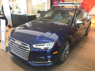 2018 Audi S4 3.0T Technik Quattro 8sp Tiptronic (SOO) Berline