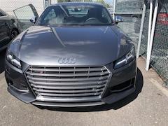 2018 Audi TTS 2.0T Quattro 6sp S Tronic Cpe Coupé