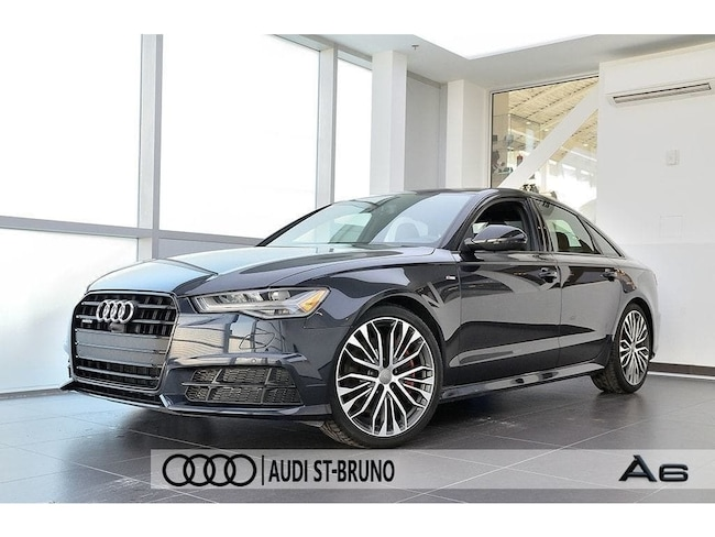 2017 Audi A6 3.0 TECHNIK + COMPETITION + S-LINE Berline