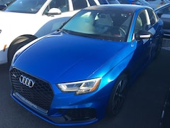 2018 Audi RS 3 2.5T Quattro 7sp S Tronic Berline