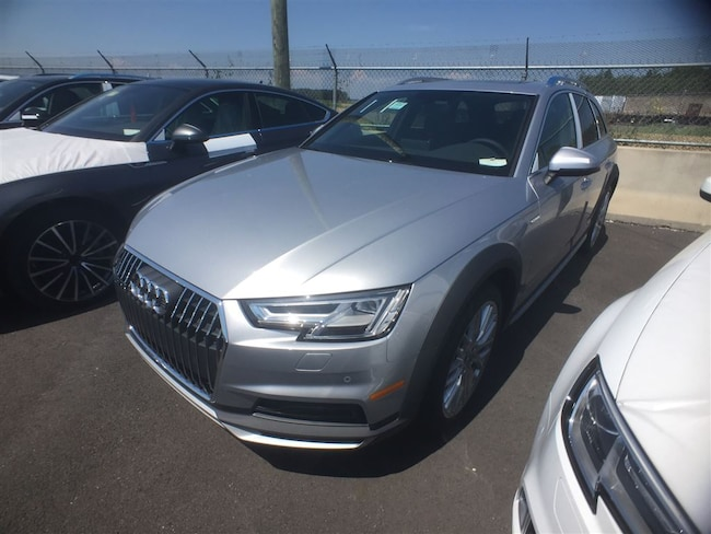 New 2018 Audi A4 Allroad For Sale At Dilawrica Vin Wa19naf41ja157731