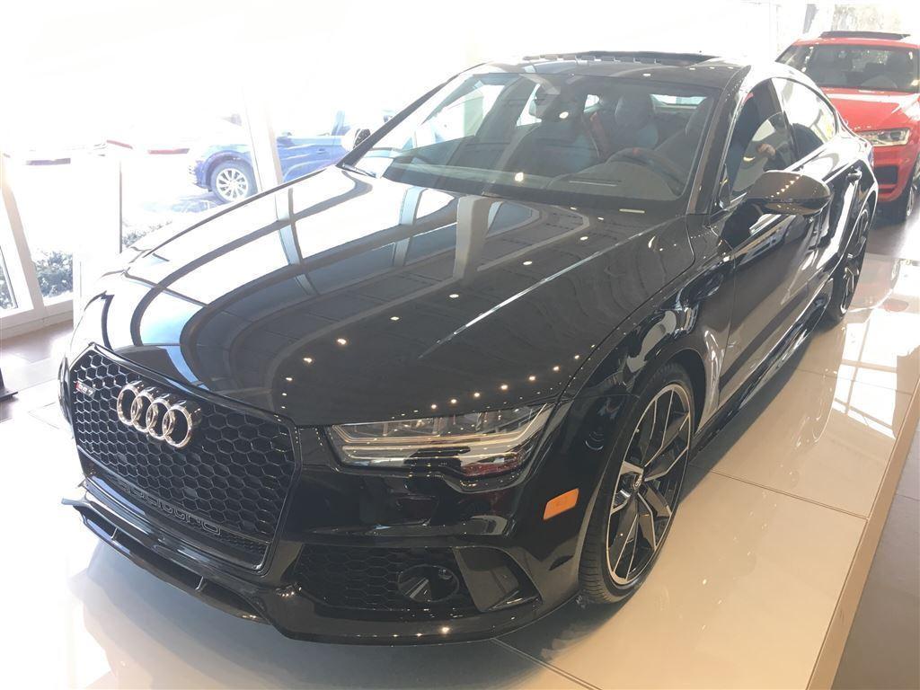 2018 Audi RS 7 Sportback Performance 4.0T Performance Quattro 8sp Tiptronic Sportback