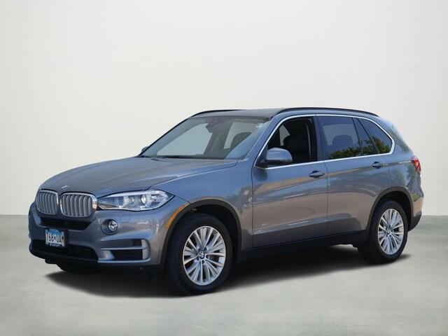 2015 BMW X5 AWD  xDrive50i 4.4l 8cyl SUV