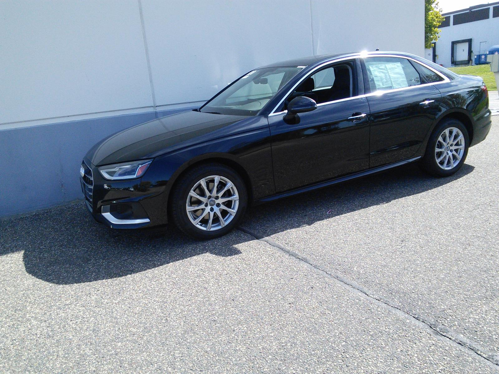Used 2020 Audi A4 Premium with VIN WAUGMAF49LA049731 for sale in Maplewood, Minnesota
