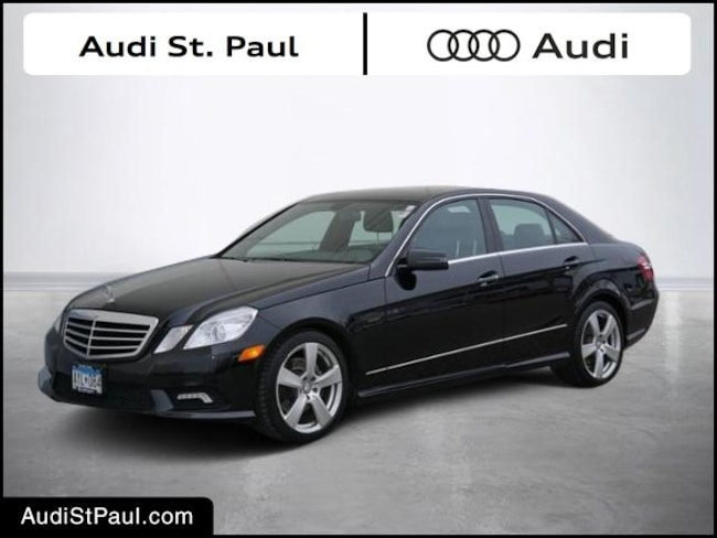 2011 Mercedes-Benz E-Class E 350 Luxury 4matic 3.5l 6cyl Sedan