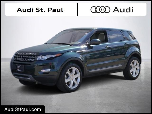 2015 Land Rover Range Rover Evoque HB Pure Plus 2.0l 4cyl SUV