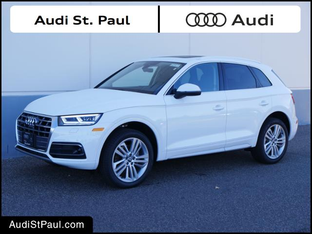 New Audi Q5 In Maplewood Mn Inventory Photos Videos Features