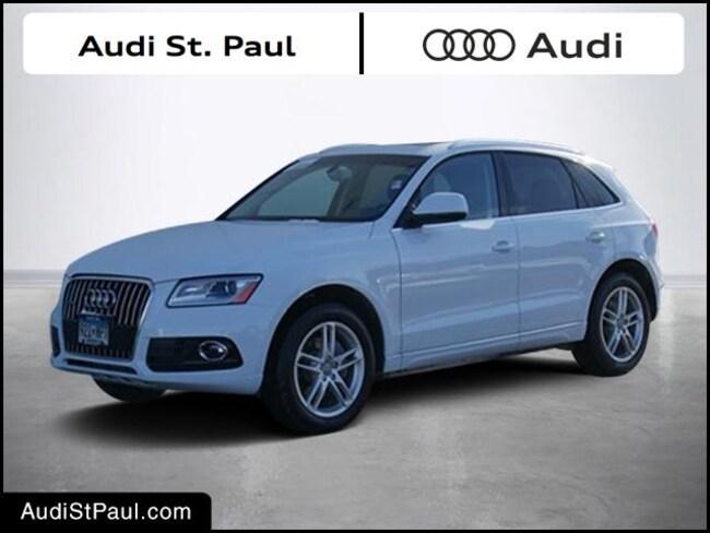 2014 Audi Q5 Quattro  3.0L TDI Premium Plus 3.0l 6cyl SUV
