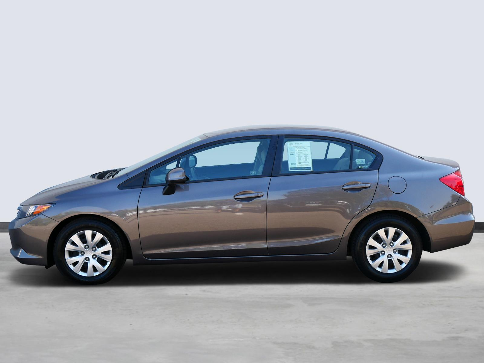 Used 2012 Honda Civic LX with VIN 19XFB2F54CE068302 for sale in Maplewood, Minnesota