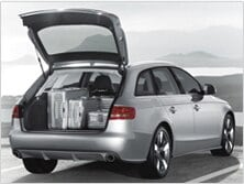 Audi All Weather Floor Mats and Cargo Liners