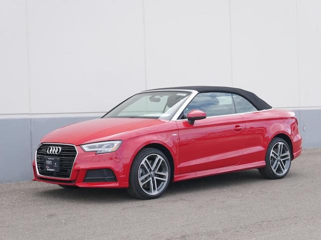 2019 Audi A3 Premium Plus Convertible