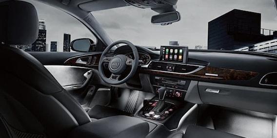 2018 Audi A6 Interior | Audi Stratham | Nashua, NH