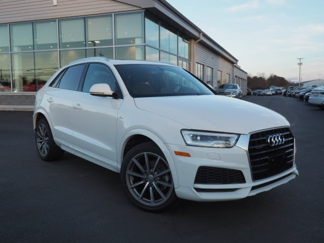 2018 Audi Q3 2.0T Premium Plus Sport Utility