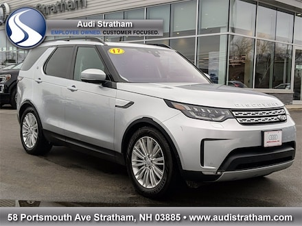 2017 Land Rover Discovery HSE Luxury Sport Utility