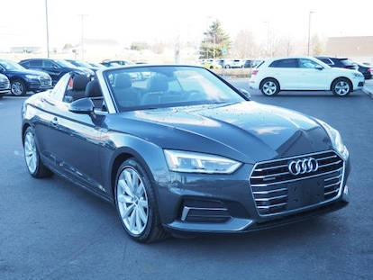 Used 2018 Audi A5 For Sale At Audi Stratham Vin Wauyngf5xjn020838