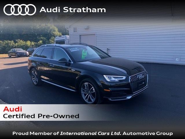 2018 Audi A4 Allroad 2.0T Premium Station Wagon