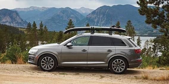 2018 Audi Q7 Performance | Audi Stratham